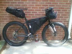 Big Dummy Daddy: Bike camping prep