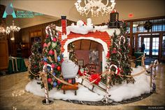 Oakland County Commercial Photographers  #Acre6 #CommercialPhotography #Michigan #Rochester #RoyalParkHotel #Gingerbread #Christmas
