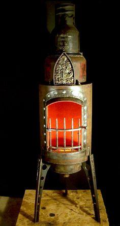 Wood stove <3