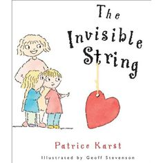 Activity to use with the book The Invisible String.