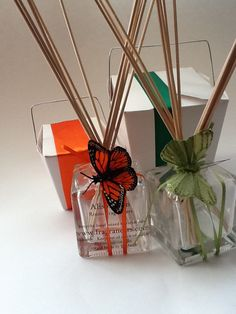 Reed diffusers hand mixed London hand mixed and made by alisam www.fragrancers.com