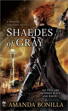 Shaedes of Gray (Shaede Assassin Series #1)