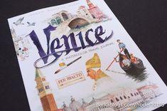 Book Review: Venice: A Watercolor Travel Journal   Parka Blogs