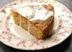 Somerset Apple Cake