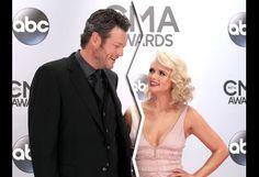 Blake Shelton & Miranda Lambert Didn't Interact ONCE At The ACM Honors!