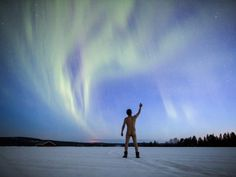 chasing the northern lights - tips to successful spotting // Finland is one of the best places on Earth to spot the Northern Lights - they appear on more than 200 nights a year in Finnish Lapland. Helsinki, Meet Santa, Wild And Free, Archipelago, Countries Of The World, Where To Go, Wonderful Places, The Great Outdoors, The Good Place