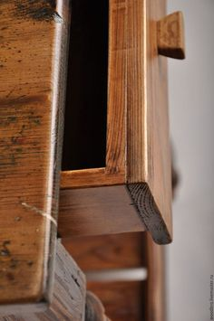 Мебель ручной работы. Стол - консоль в деревенском стиле. WoodBro. Ярмарка Мастеров. Стол деревенский