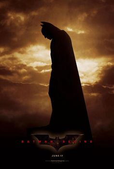 Batman Begins Movie Poster - Internet Movie Poster Awards Gallery