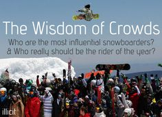 Who are the most influential snowboarders and who really should be the rider of the year?  http://skiandboardbarn.com/