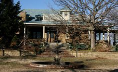 Gilcrease House, Tulsa, OK - was originally built in 1913. In 1943 it served as a home for orphaned children from nearby reservations until 1949 when Thomas Gilcrease returned. Gilcrease's spirit is said to be ever-present in the mansion, and likes to frequent his art collection, resulting in a high turnover of security guards. Also haunting the house are several children and an unknown male entity. Other activity includes disembodied footfalls, opening and closing doors and banging.