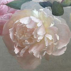 How to paint a peony is just 10 easy steps! (Swipe ➡️) Jk, this peony took me two whole days to paint. This fancy lady was a leftover from… Painting Lessons, Painting & Drawing, Oil Painting Flowers, Floral Paintings, Wow Art, Still Life Art, Botanical Art, Art Tutorials, Flower Art