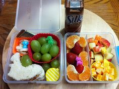 Bento Lunch Bunch - sistema lunch cube