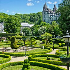 Durbuy is a town located on the edge of the Ardennes, on the Ourthe River. It's a favourite in Wallonia, for its cobbled streets and timber-frame houses. We have 7 great reasons to visit Durbuy, Belgium.