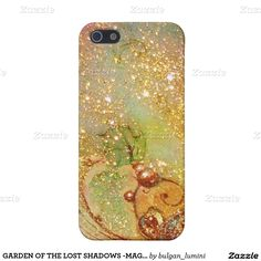 GARDEN OF THE LOST SHADOWS -MAGIC BUTTERFLY PLANT COVERS FOR iPhone 5