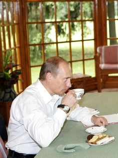 Vladimir Putin, a true legend.
