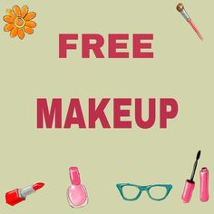 Want Free Makeup?!? Totally! ! Message me and I will share how