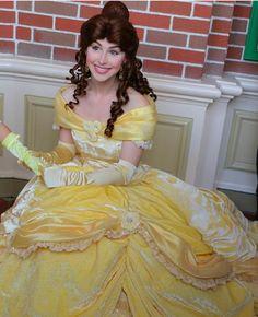 Belle is so pretty