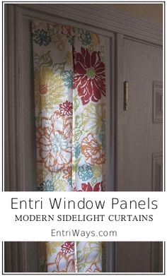 Curtains Ideas curtains for door sidelights : Window panels, monte Carlo and Curtains on Pinterest