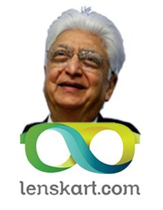 #Azim Premji might invest in #Lenskart #startup #investment  read more at bytes.quezx.com