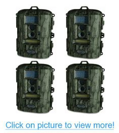 (4) MOULTRIE D55-IR Game Spy 5 Megapixel Digital Infrared Game Camera (Camo) - REFURBISHED #MOULTRIE #D55_IR #Game #Spy #Megapixel #Digital #Infrared #Camera #Camo #REFURBISHED
