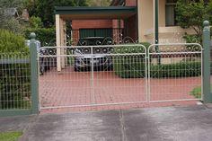 Old World Restoration and Picket Fences, fences, gates, verandahs, design & installation. Picket Fences, Fence Gate, Garden Fencing, Old World, Gates, Restoration, Deck, Yard, Outdoor Decor