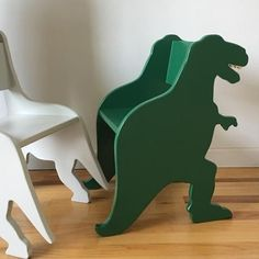 Turn your playroom into an adventure! Simple shapes and natural finishes make our children's furniture a timeless piece that will be enjoyed for years to come. Entirely handcrafted of eco-friendly birch. Dinosaur Bedroom, Dinosaur Bedding, Simple Shapes, T Rex, Kids Furniture, Bedroom Furniture, Boy Room, Kids Bedroom, Wood Crafts