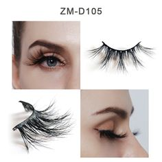 a348df70280 The Party Lashes Natural Band No Staining Materials 100% Mink Eyelashes  Natural Looking Lashes 1