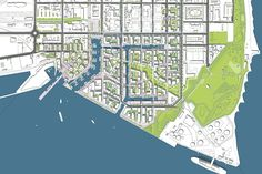 The FredericiaC Masterplan is a development strategy for a 21 ha. brownfield site at the seafront of Fredericia, which will expand the inner city by Map Quilt, Eco City, Aerial Arts, Master Plan, Civil Engineering, Architecture Plan, Urban Planning, Visual Communication, Urban Design