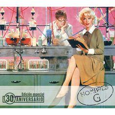 Hombres G celebran 30 años de su primer disco | López-Dóriga Digital