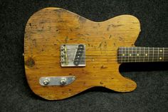 Plank telecaster