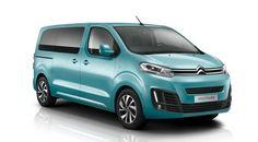 Ya conocemos más detalles de la nueva Citroën SpaceTourer - http://www.actualidadmotor.com/citroen-spacetourer-informacion-furgoneta/