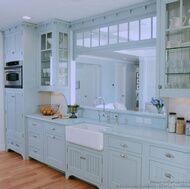 More Victorian kitchen...