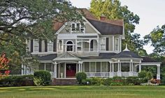 When it comes to beautiful homes from the past, Canton has plenty.