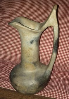 Vintage Early American Primitive Stoneware by oldnsalvagedtreasure, $38.00