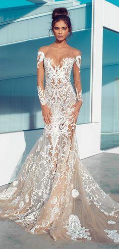 Nektaria 2017 Wedding Dress #weddinggowns #weddingdress