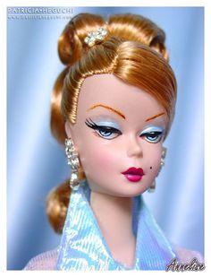 Annelise - Silkstone Barbie repaint by Patricia Heguchi - www.patriciaheguchi.com