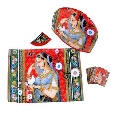 Maharani Floral Tea Coz Set. Grab this at an amazing bargain, only from Bagittoday.com.