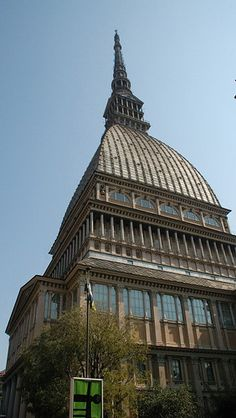 La Mole Antonelliana, Torino Piemonte