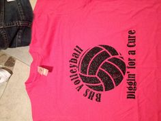 Digging for a CURE  @askkmom We need to do this for volleyball