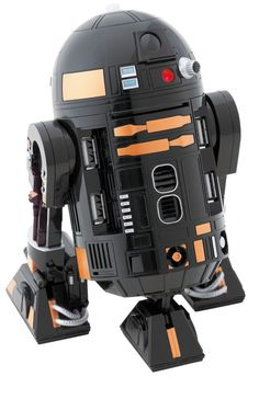 A great gadget for all Star Wars fans. Who would've tought that such a great toy can have a very nice practial use!