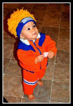 crochet naruto costume - Recherche Google