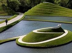 Serenity in the Garden: Jupiter Artland and its Life Mounds by Charles Jencks.