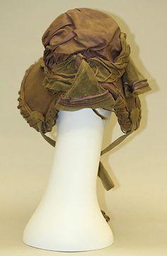 Bonnet   probably Italian   The Met