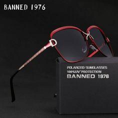 69237df57ba Star Style HD Polarized Women Luxury Sunglasses Brand Designer Cool latest  female UV400 Sun Glasses with box