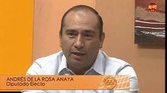 Andrés de la Rosa hacia la XXII Legislatura del Estado BC