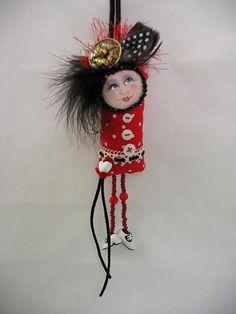 Polka Dotee doll