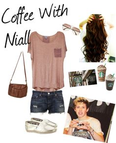 """""""Date with Niall"""" by niallsgirl07 ❤ liked on Polyvore"""