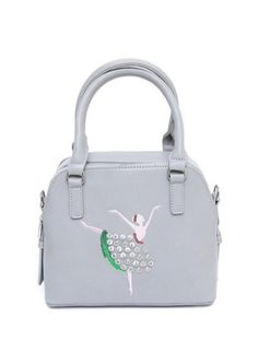 SHARE & Get it FREE | Dancing Girls Pattern Rhinestones Zippers Tote BagFor Fashion Lovers only:80,000+ Items • New Arrivals Daily Join Zaful: Get YOUR $50 NOW!