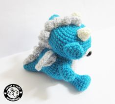 Kawaii Amigurumi Dragon *free pattern*