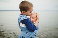 Beautiful sibling love